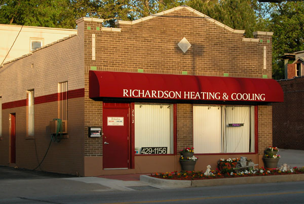 Richardson HVAC in Overland Mo